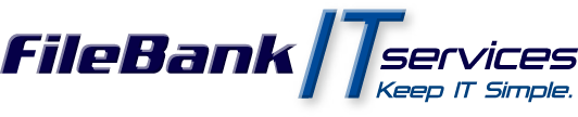 Filebank IT Services Logo